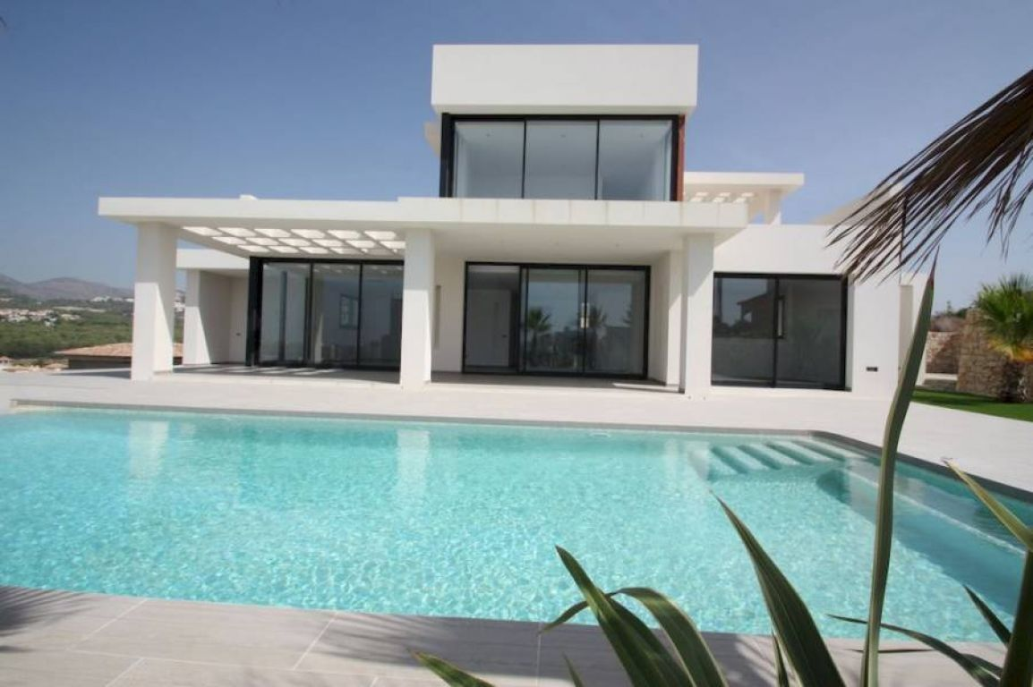 villa en calpe · casanova 670000€