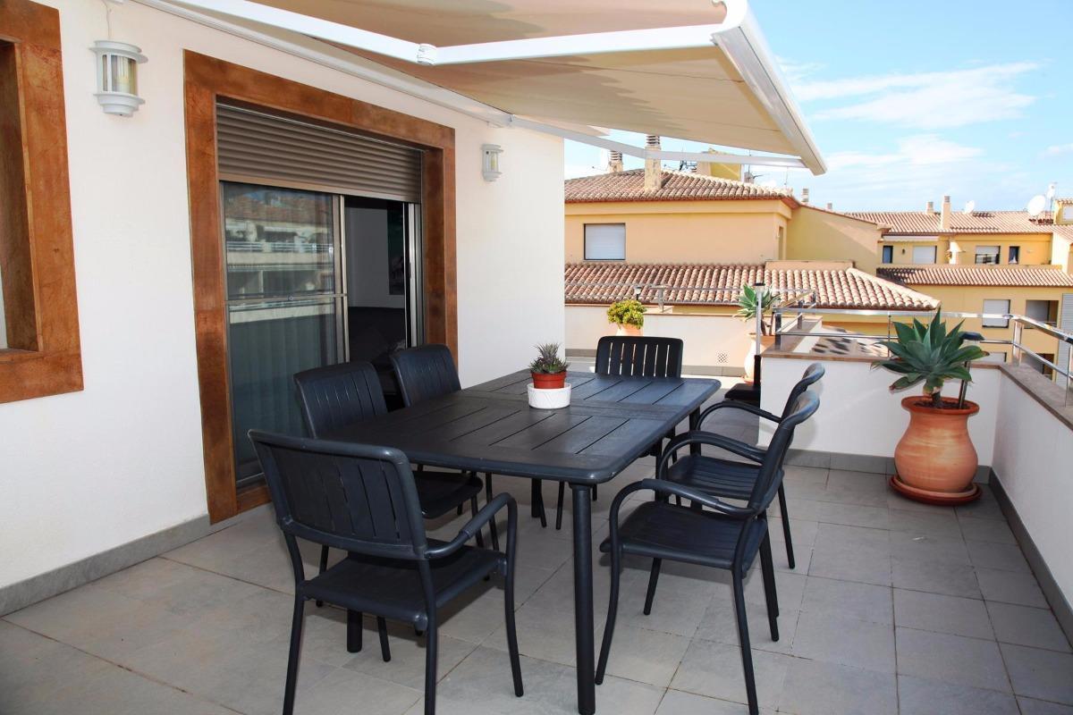 apartment en moraira · centro 531000€