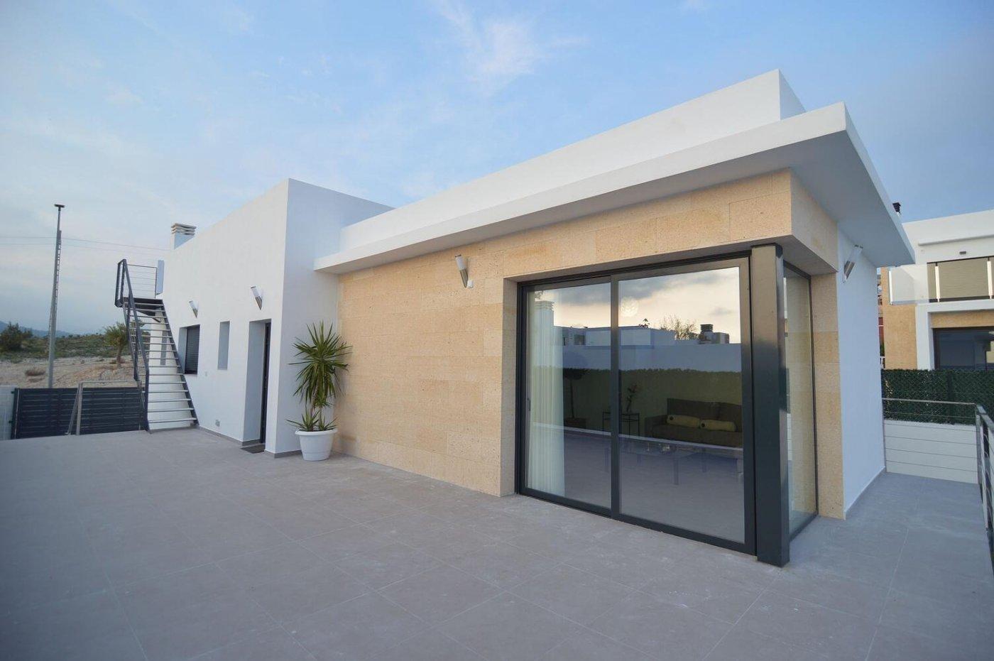 villa en finestrat · balcon-de-finestrat 375000€