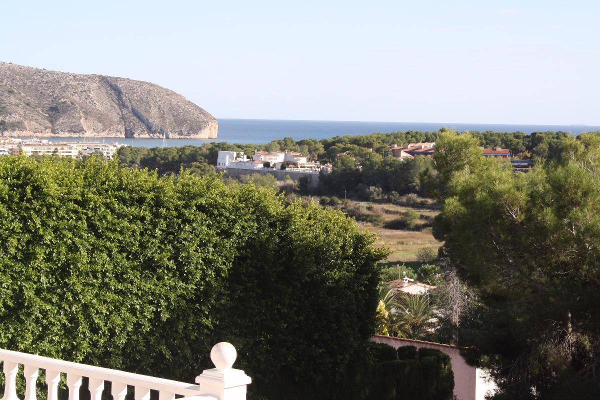 villa en moraira · pinar-del-abogat 315000€