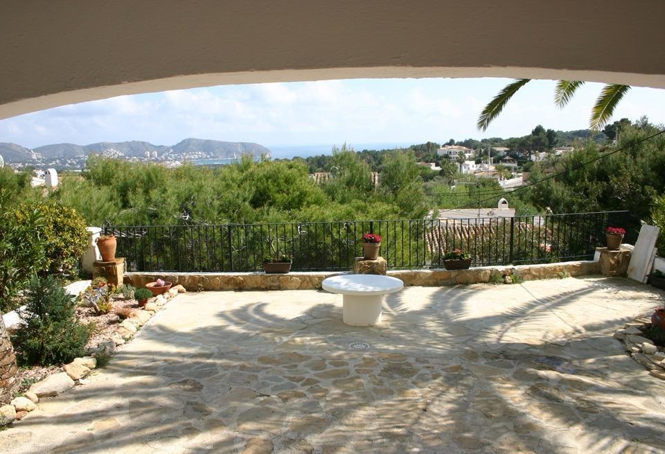 bungalow en moraira · fanadix 245000€
