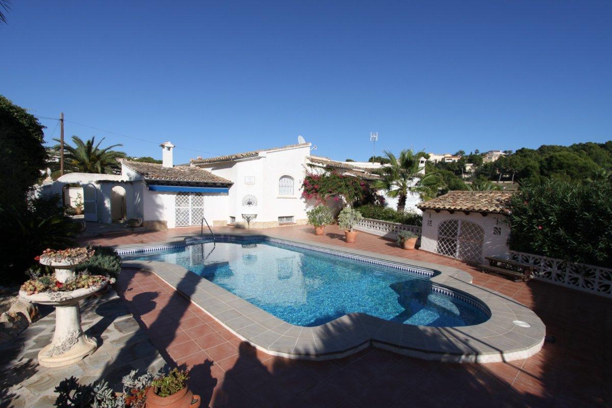 villa en moraira · fanadix 497000€