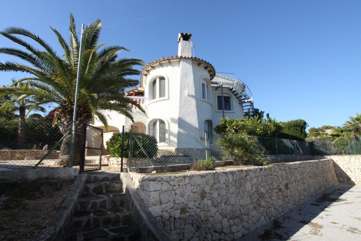 Villa · Moraira · Fanadix 497.000€