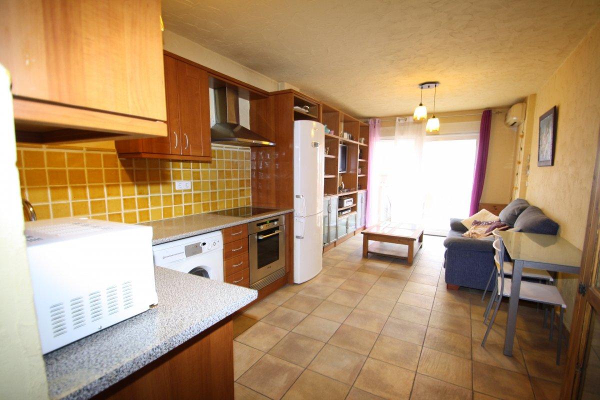 appartement en moraira · centro 140000€