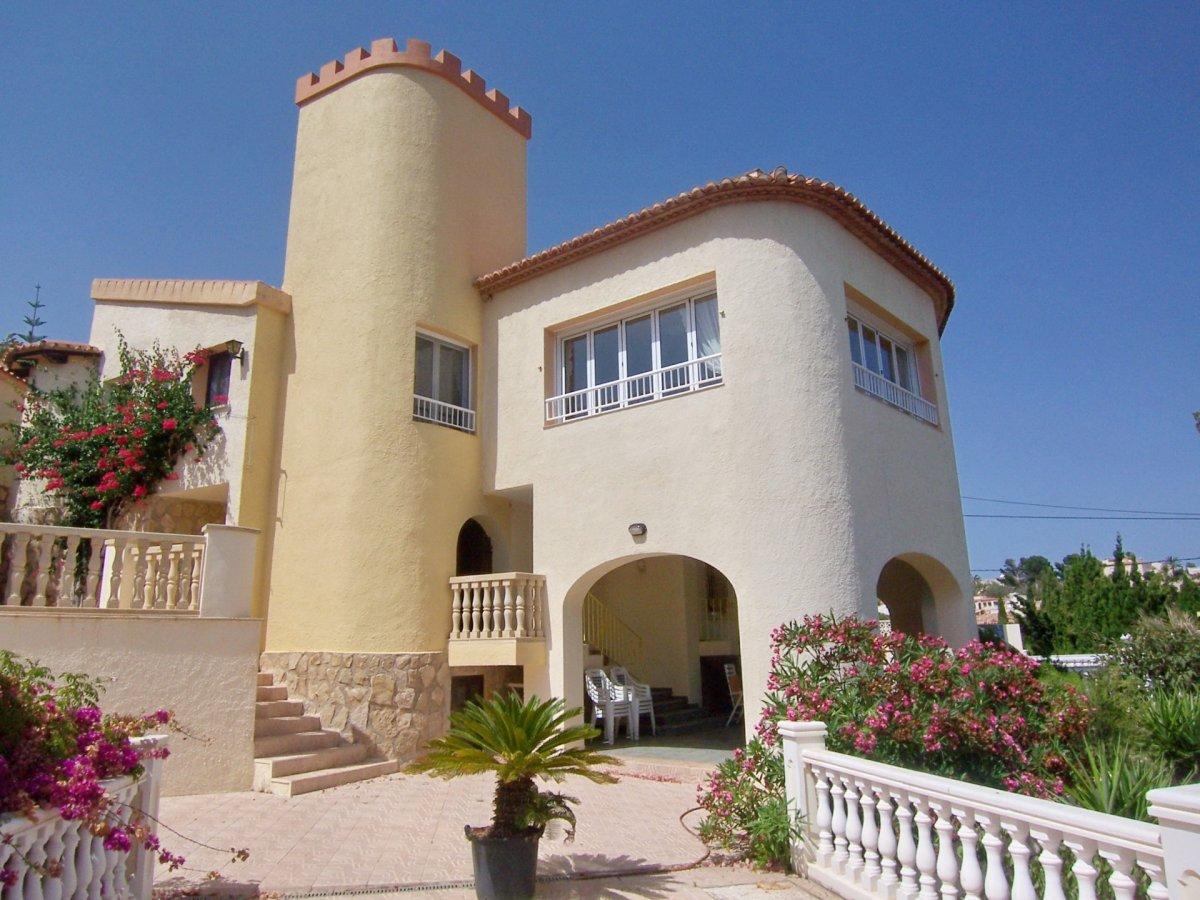 villa en calpe · la-canuta 555000€