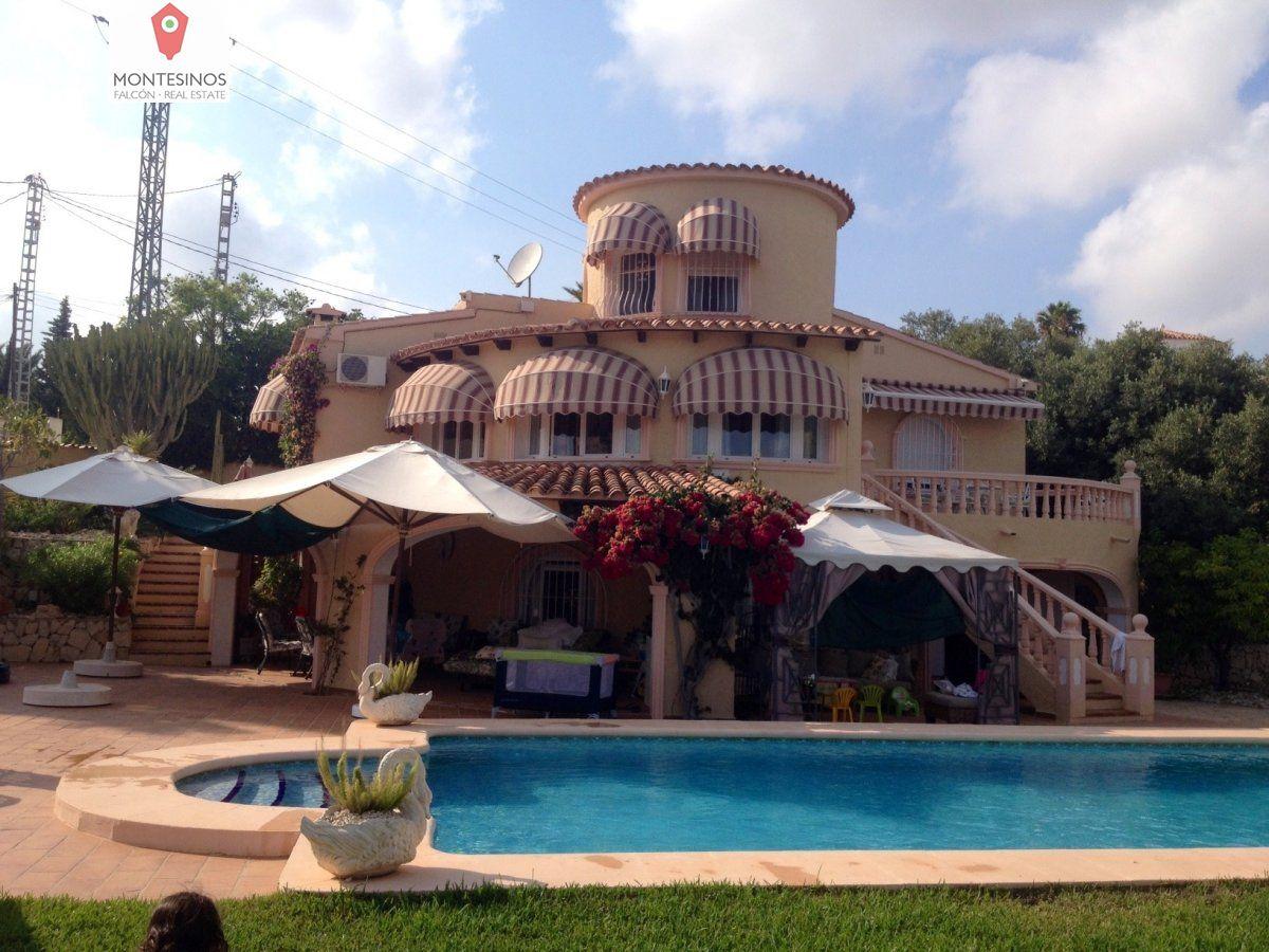villa en calpe · la-cometa 595000€