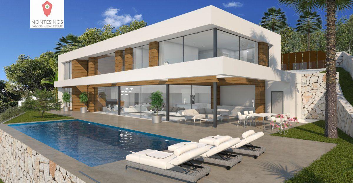 luxury-villa en moraira · arnella 1375000€