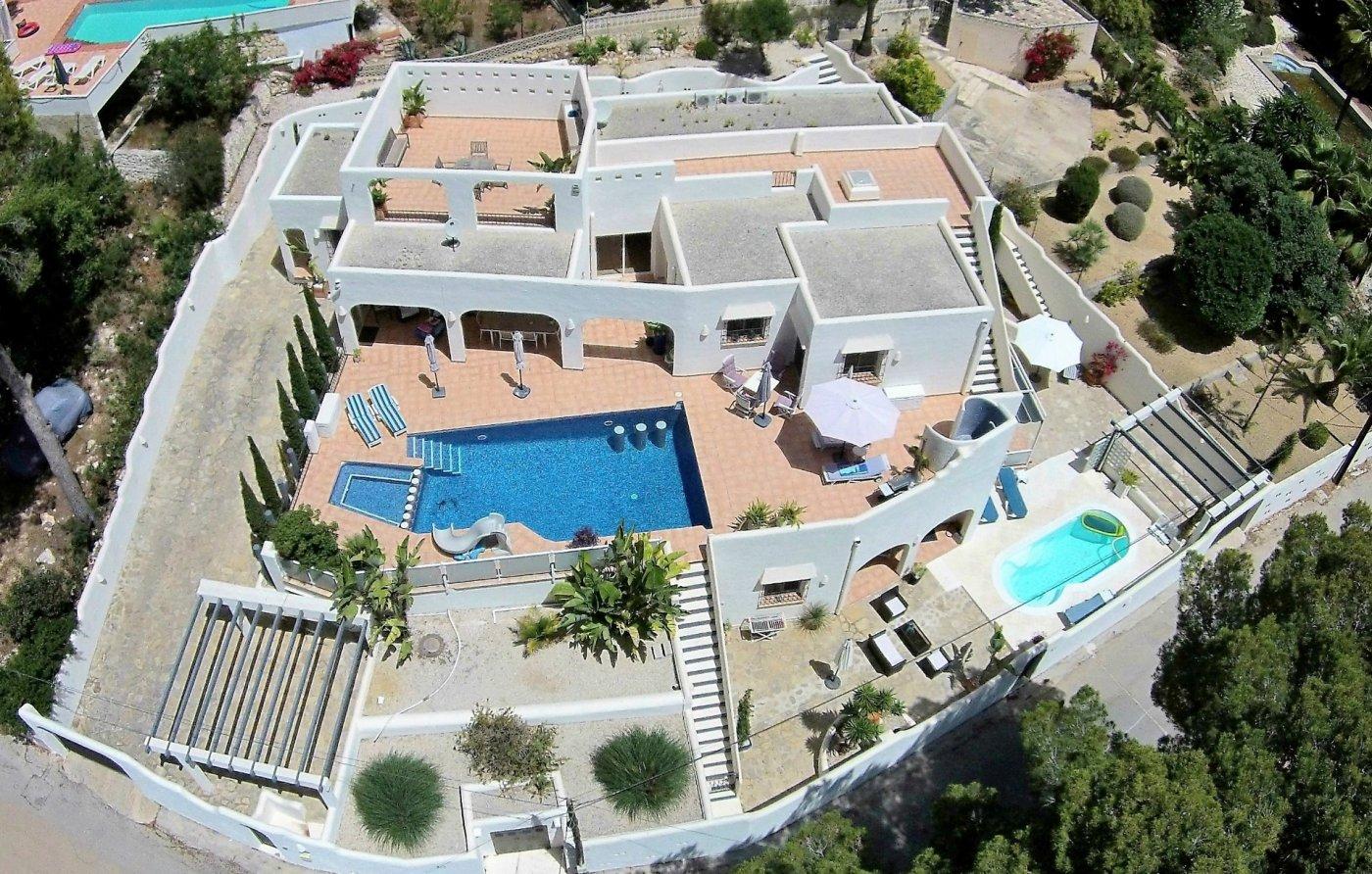 villa en moraira · la-sabatera 948000€