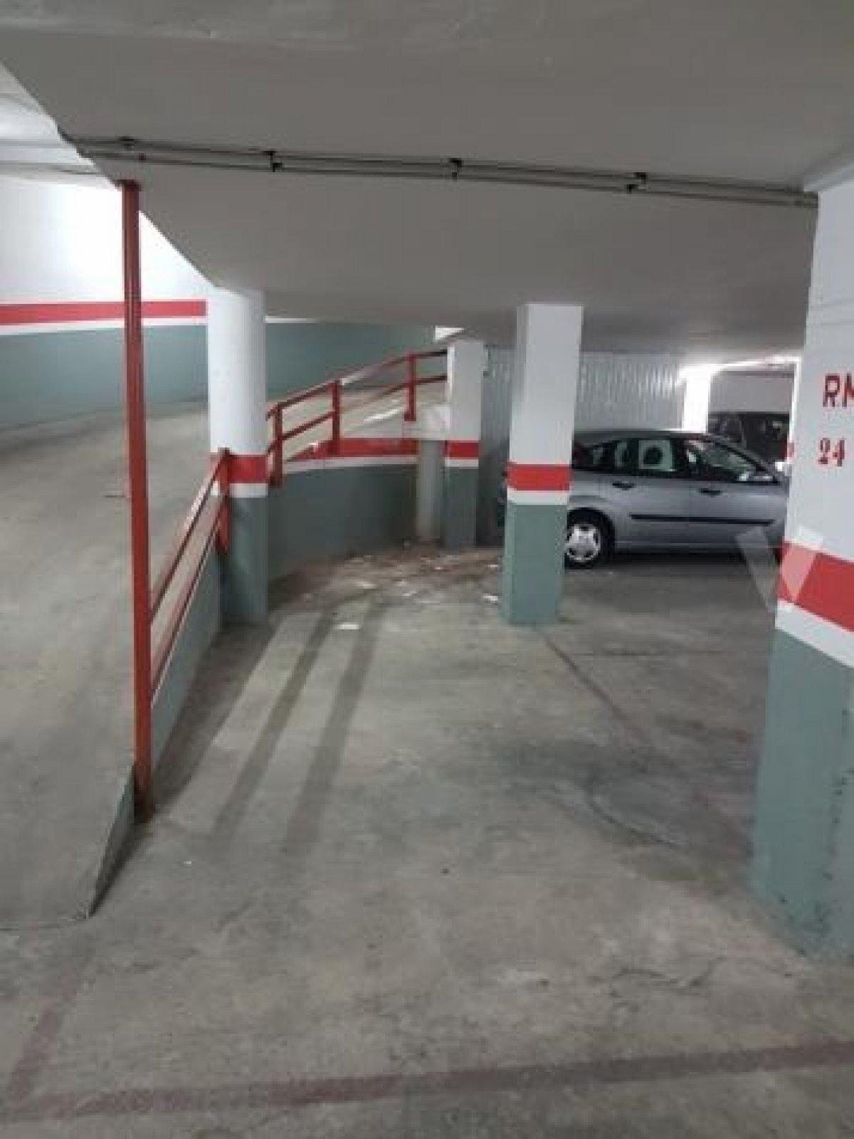garaje en moraira · centro 9500€
