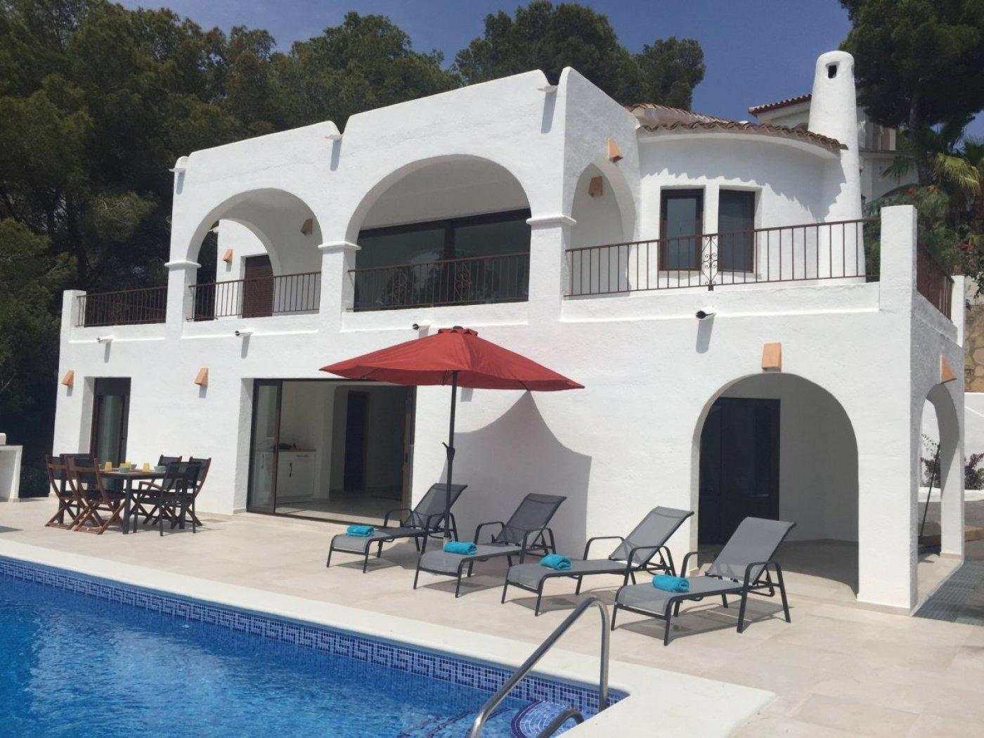 villa en moraira · paichi 649000€