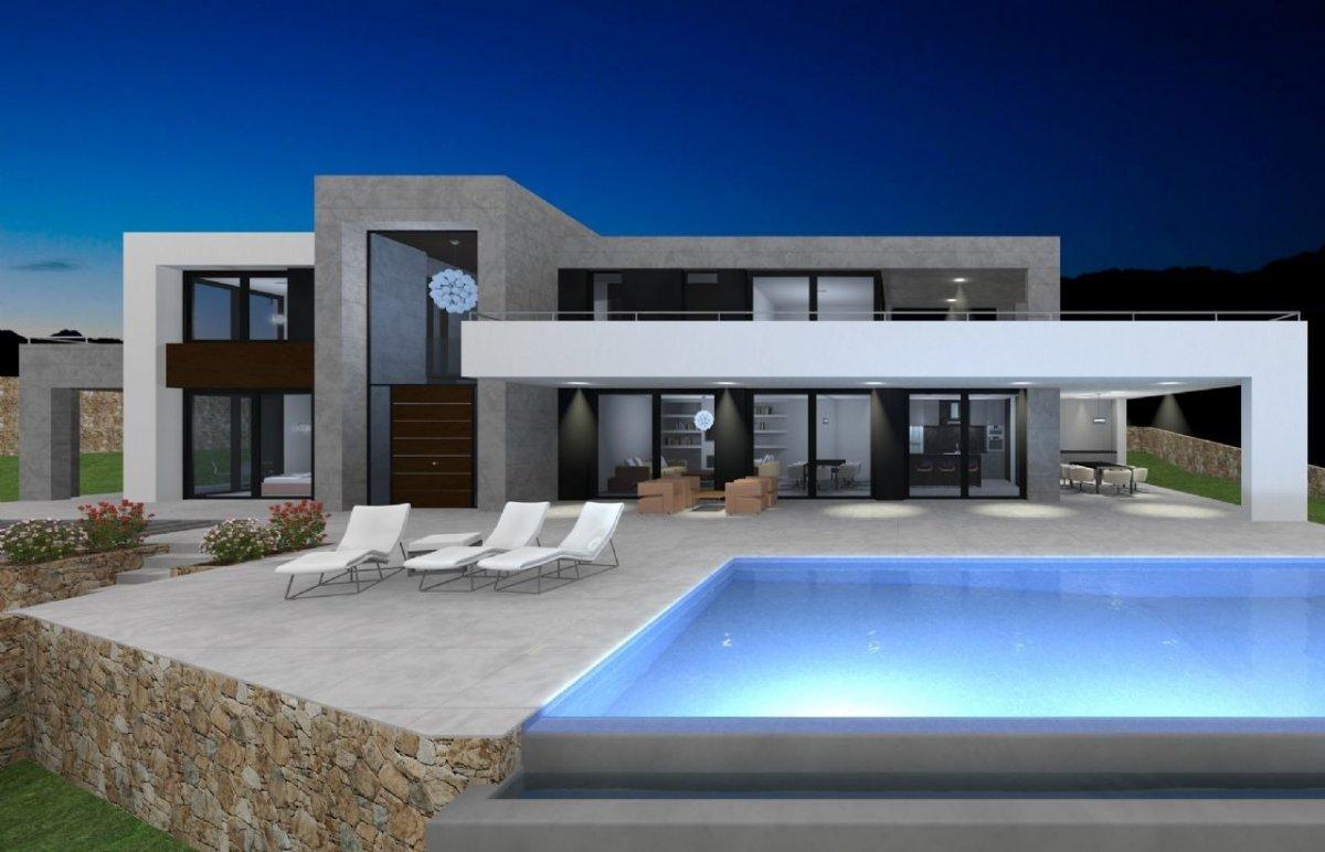 villa en moraira · pla-del-mar 1150000€