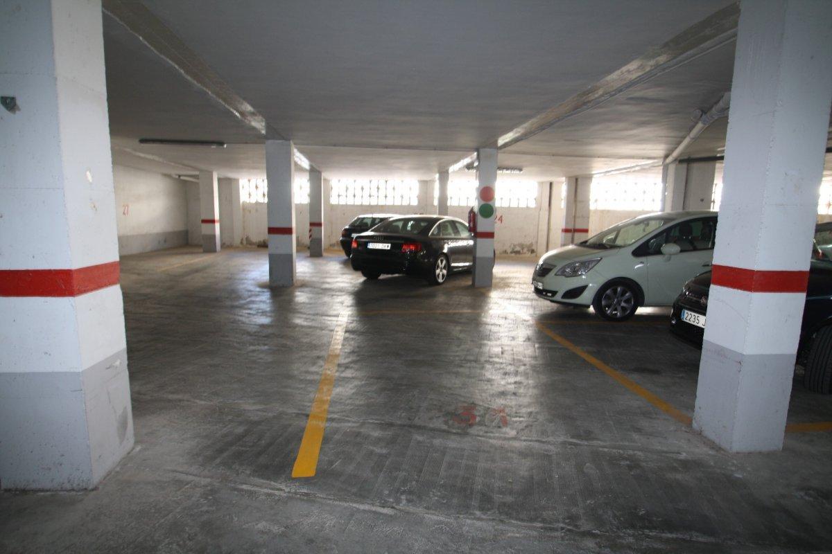 garageplaats en moraira · centro 60€