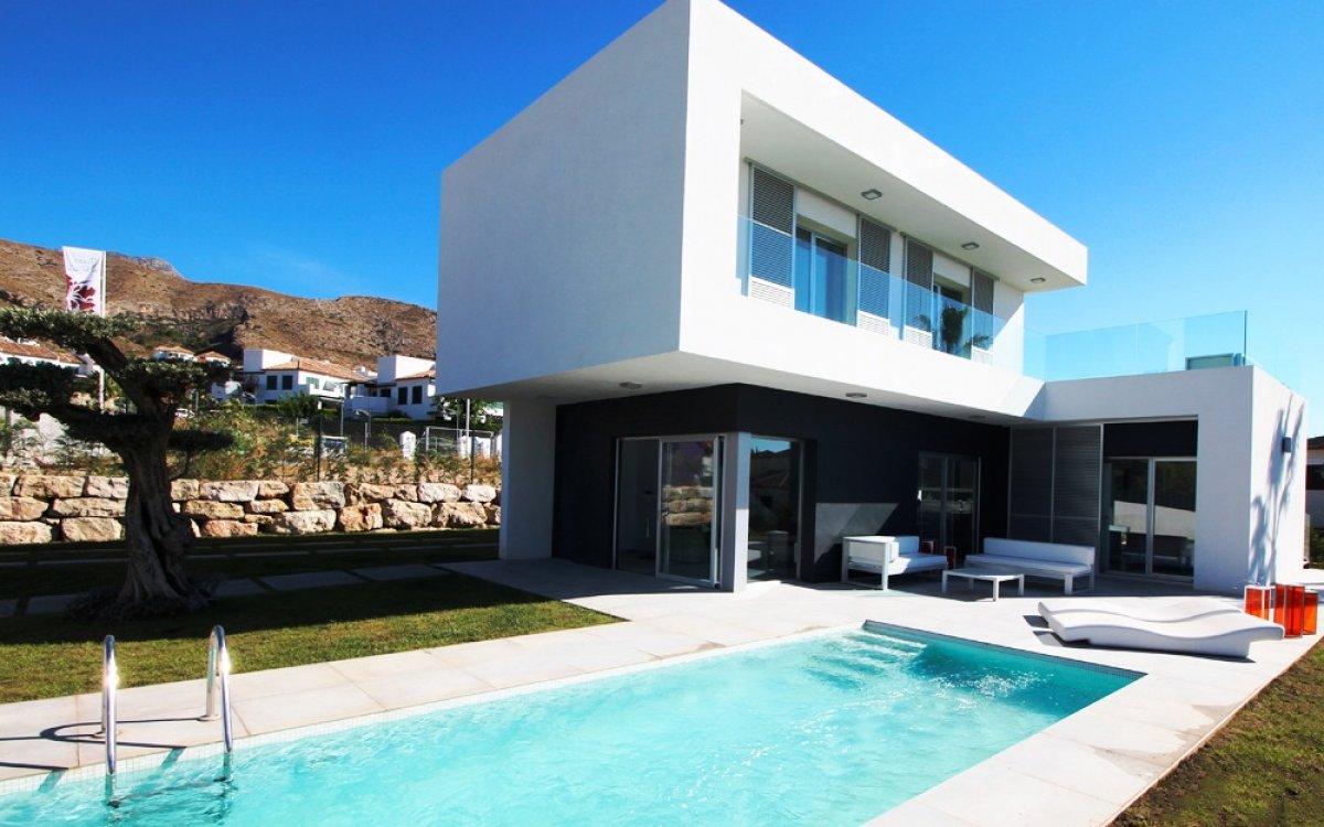 villa en finestrat · sierra-cortina 575000€