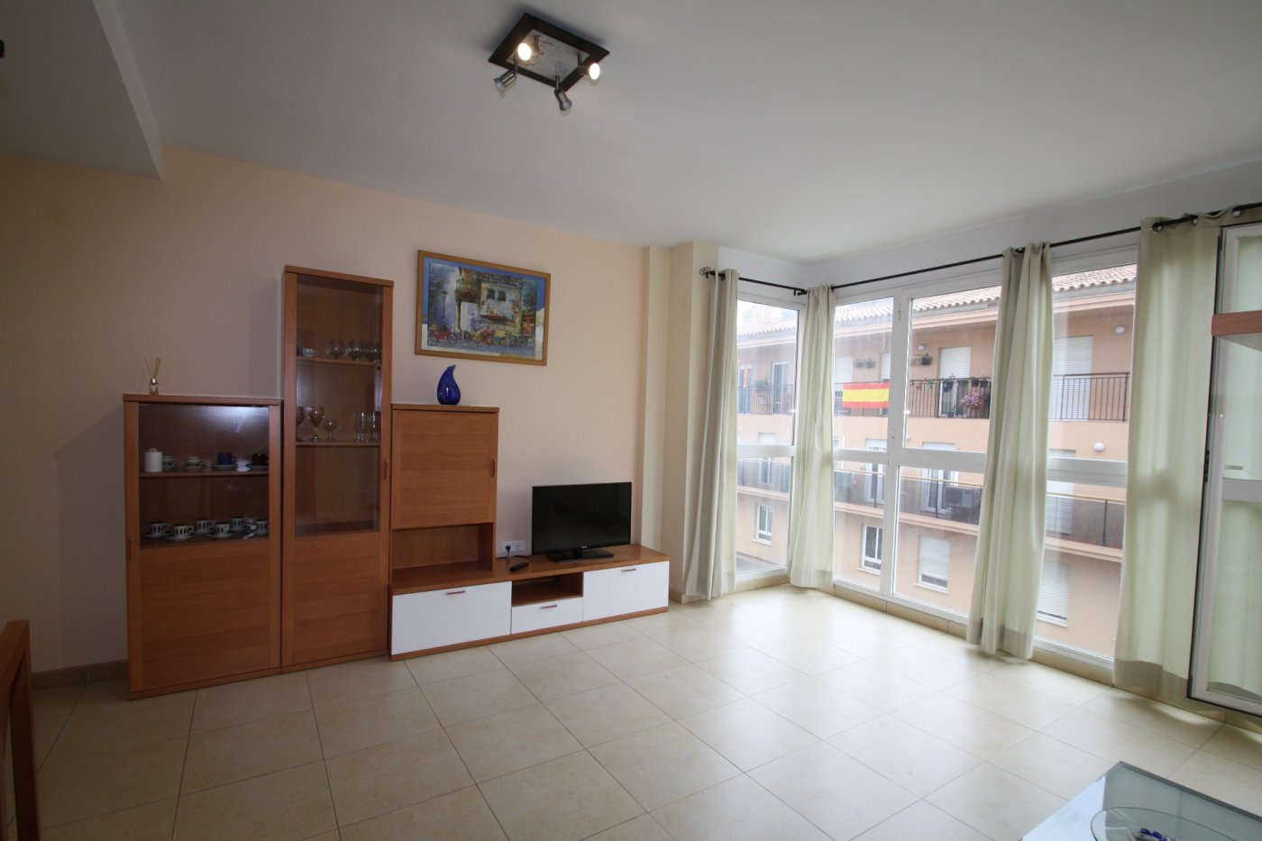apartment en benitachell · centro 126000€