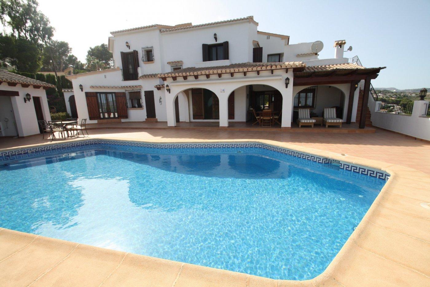 villa en moraira · pinar-del-abogat 995000€