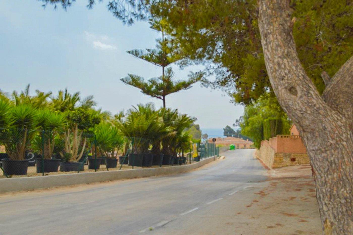 terrain en benissa-costa · fustera 160000€