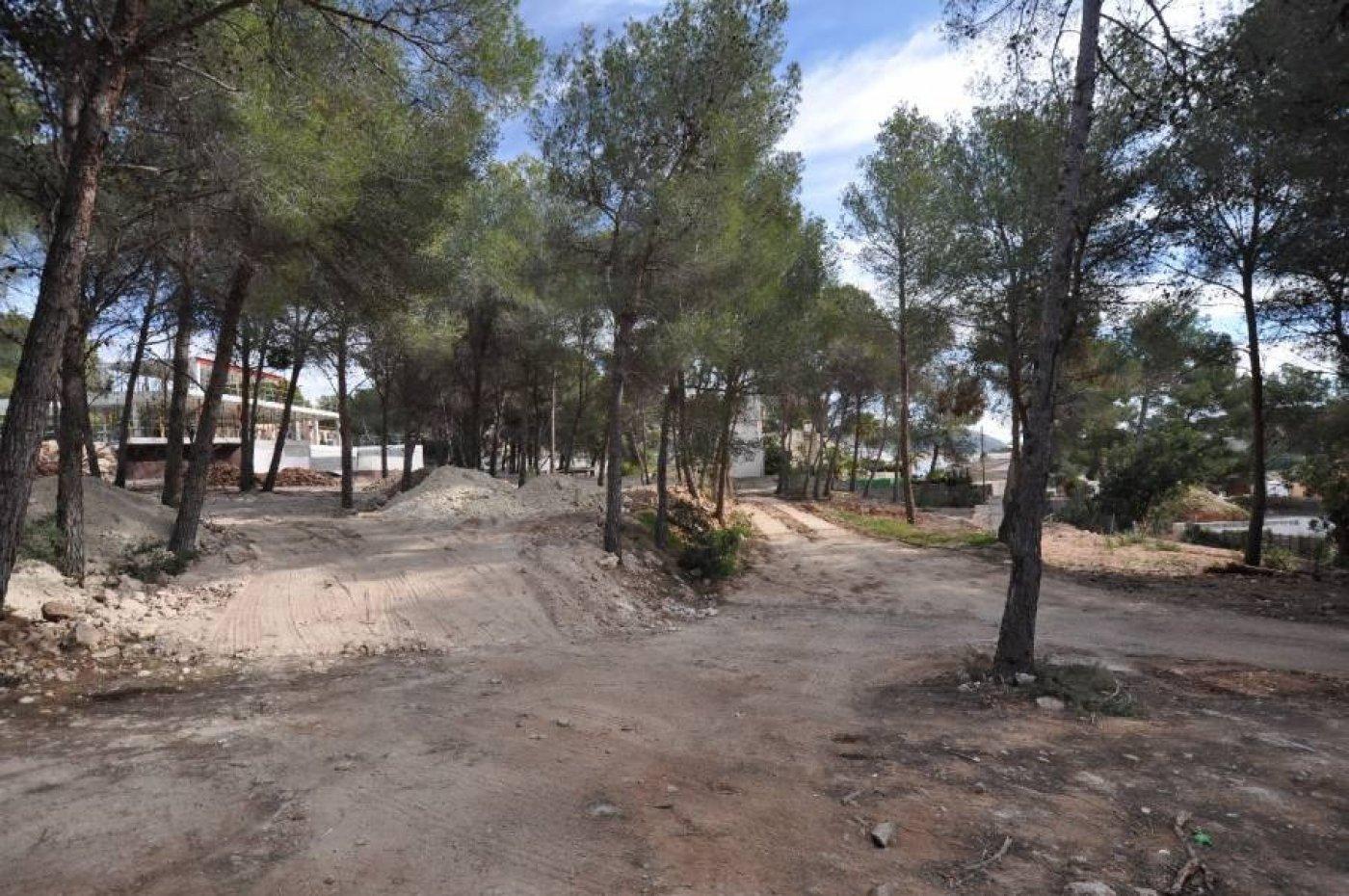 terrain en moraira · el-bosque 201250€