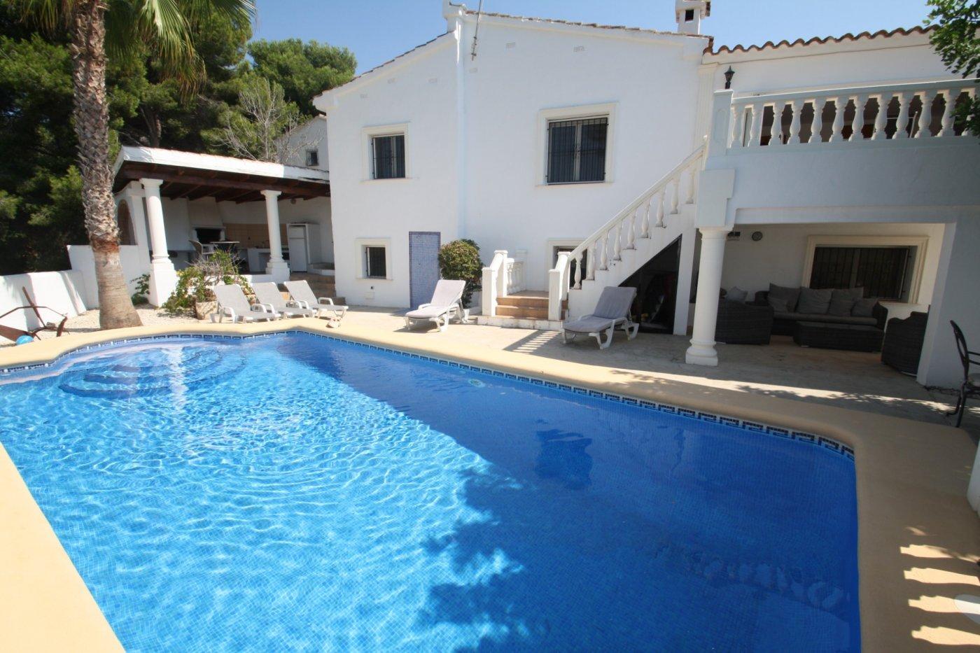 villa en benitachell · pueblo-alcasar 399000€