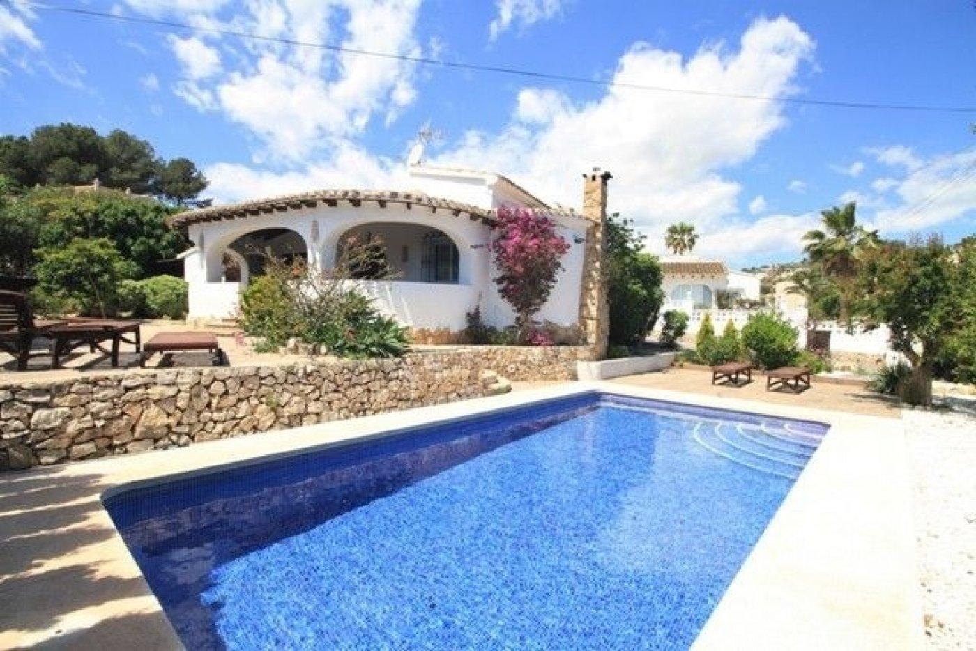 villa en benissa-costa · fustera 450000€
