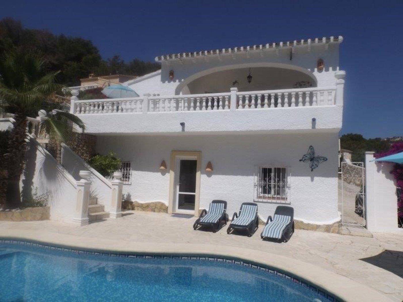 villa en benissa-costa · fanadix 305000€