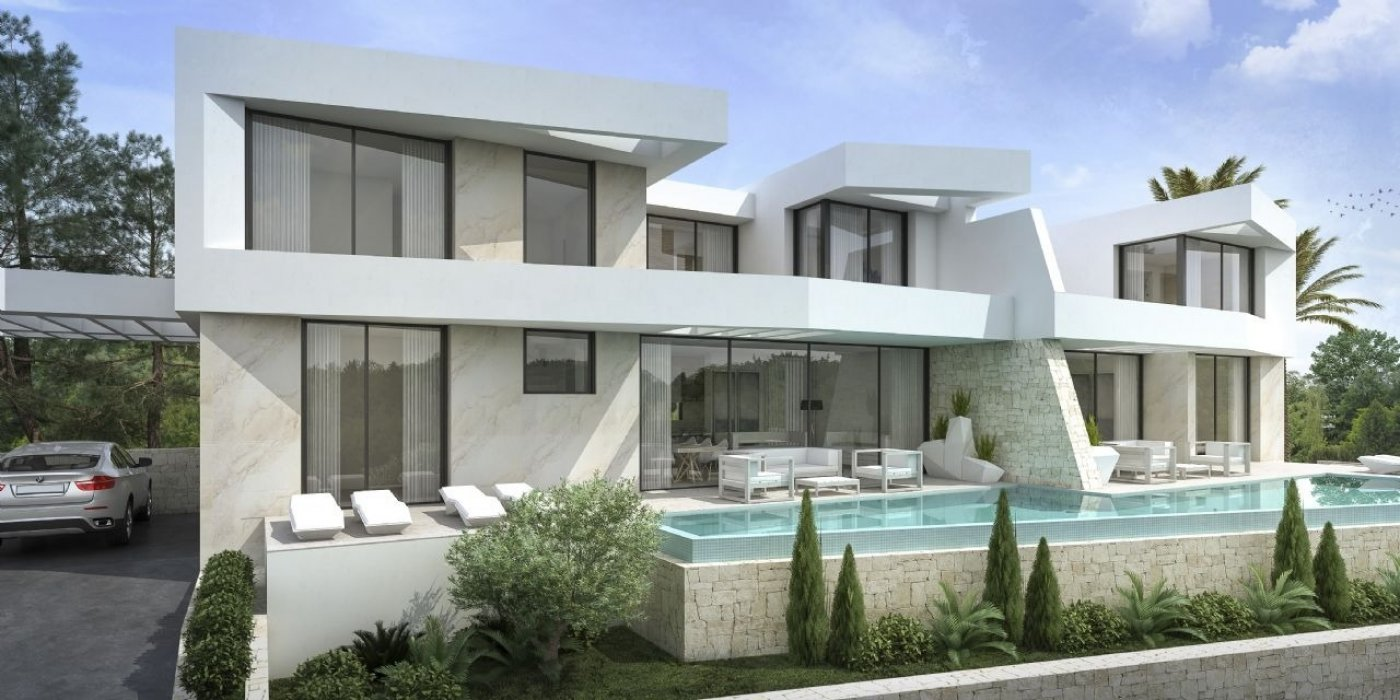 villa en moraira · costera-del-mar 548000€