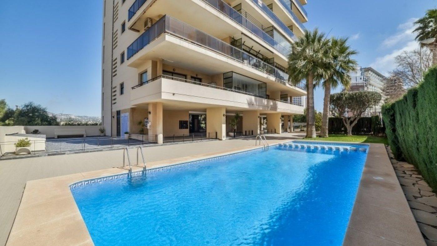 appartement en calpe · avd-europa 199000€