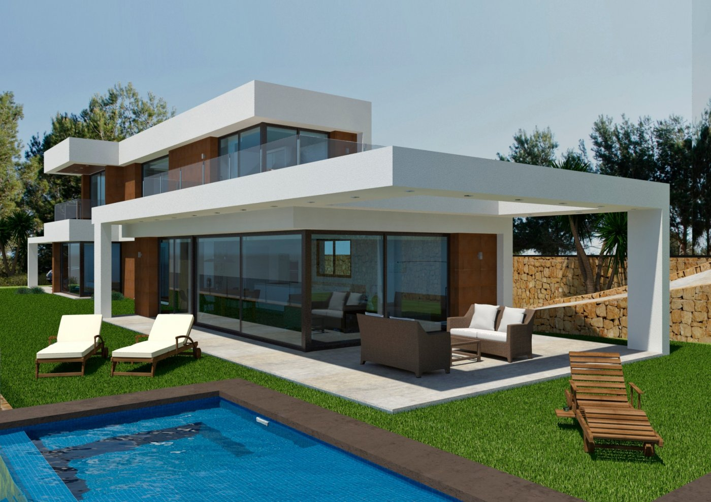 villa en javea---xabia · pinosol 695000€