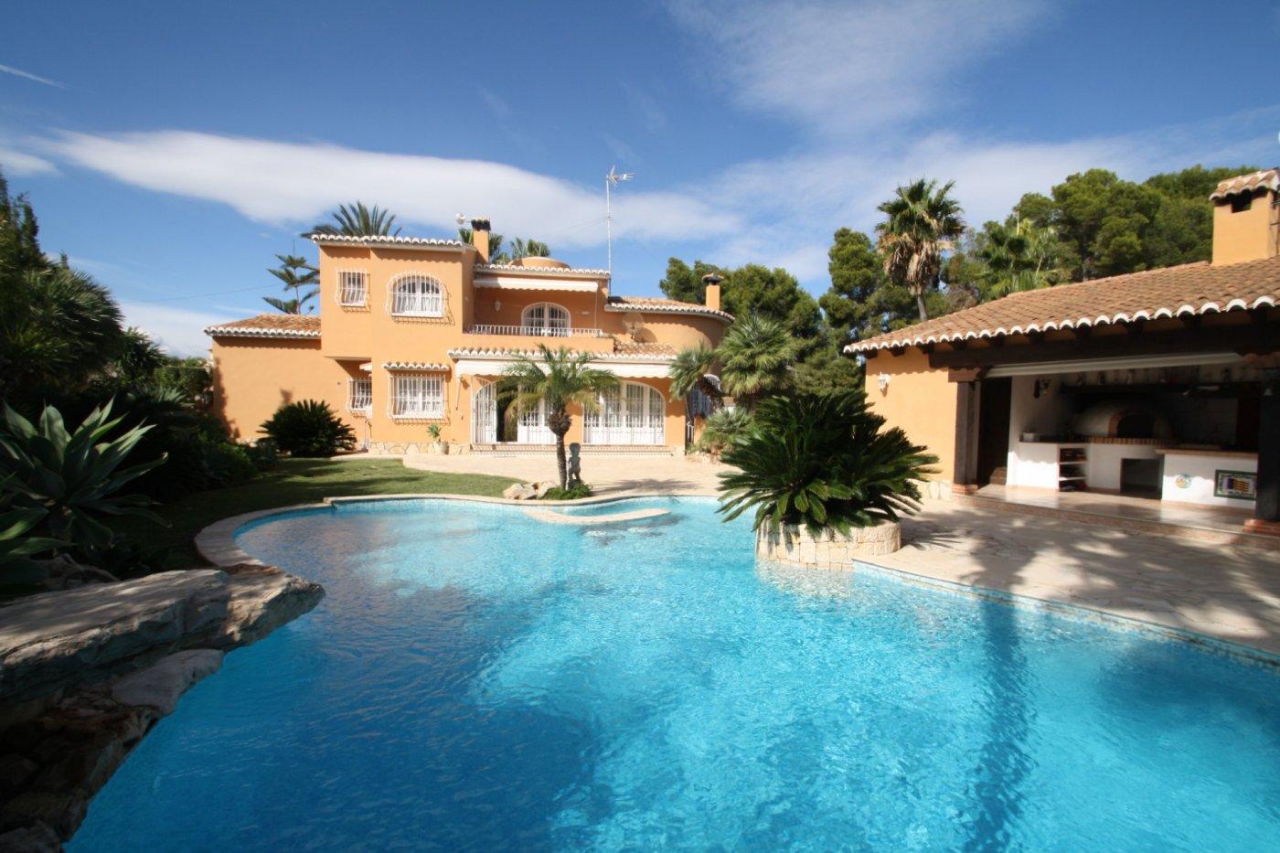 villa en benissa · san-jaime 750000€