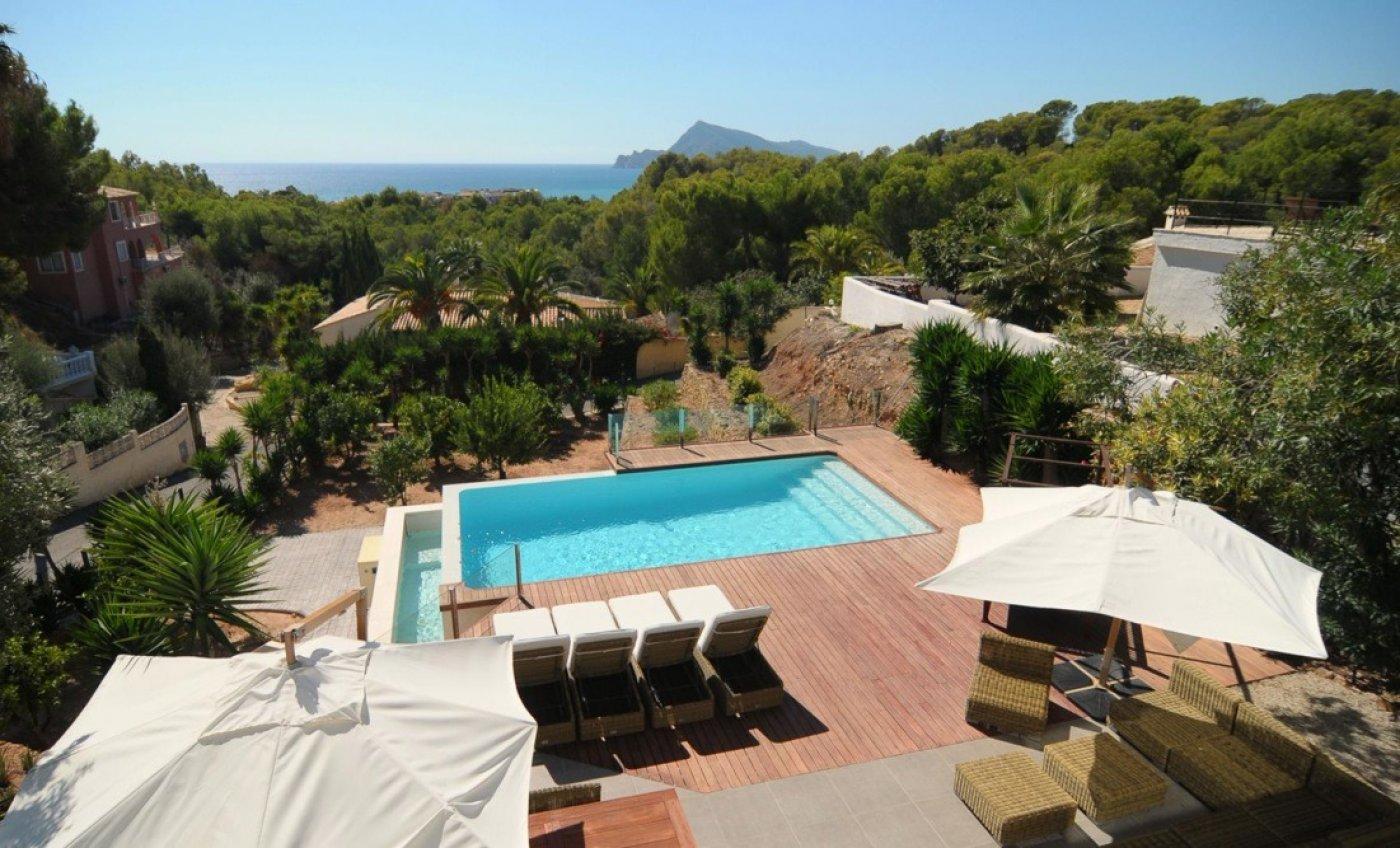 villa en altea · sin-zona 999500€
