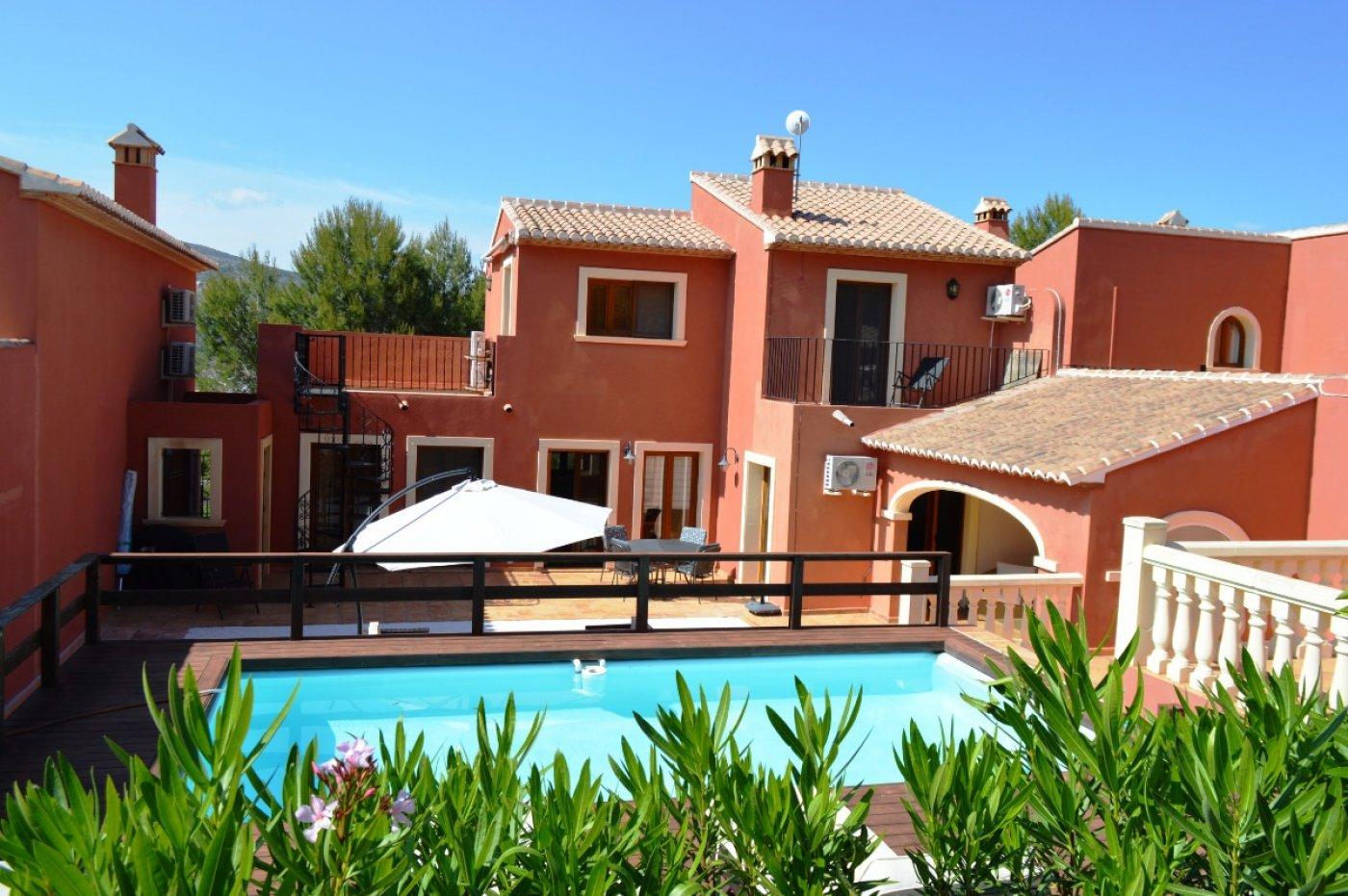 country-house en lliber · sin-zona 295000€