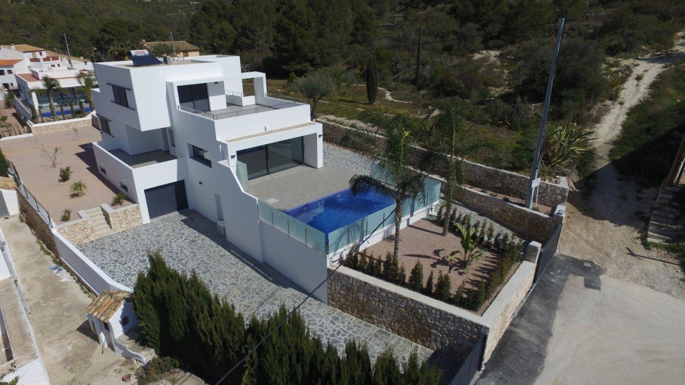 villa en calpe · tosal-de-cometa 568000€