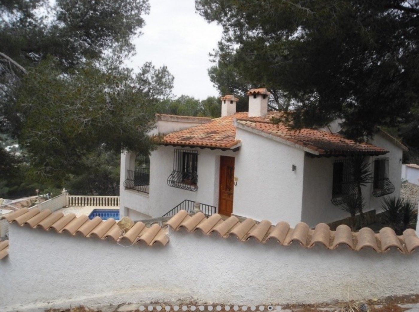 villa en moraira · paichi 250000€