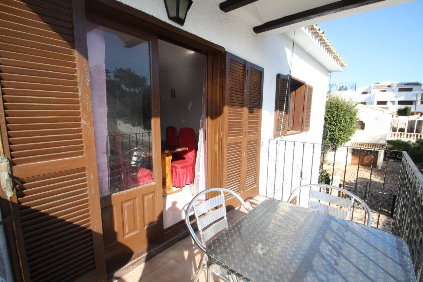 apartment en moraira · centro 155000€