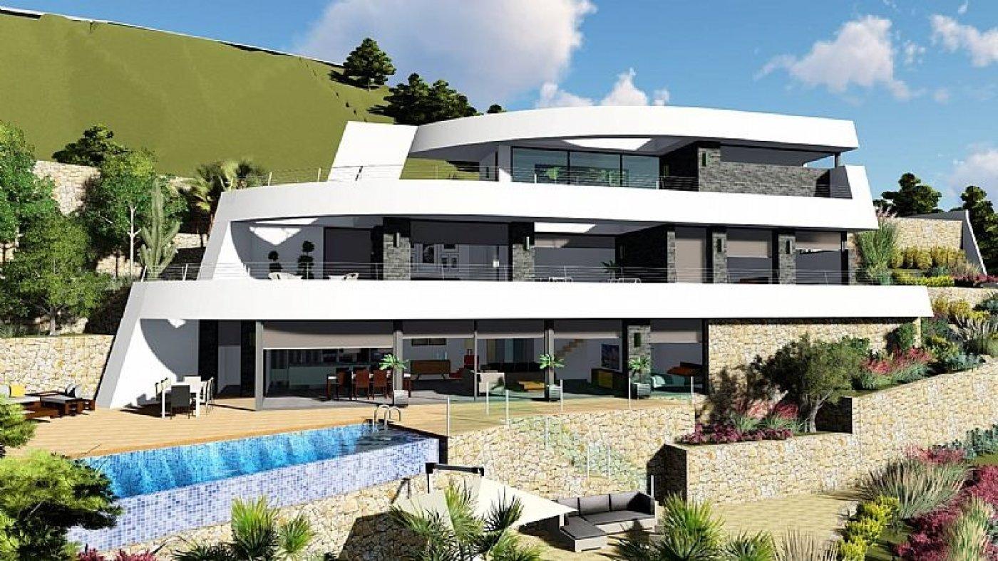 villa-de-luxe en benissa-costa · pedramala 1750000€