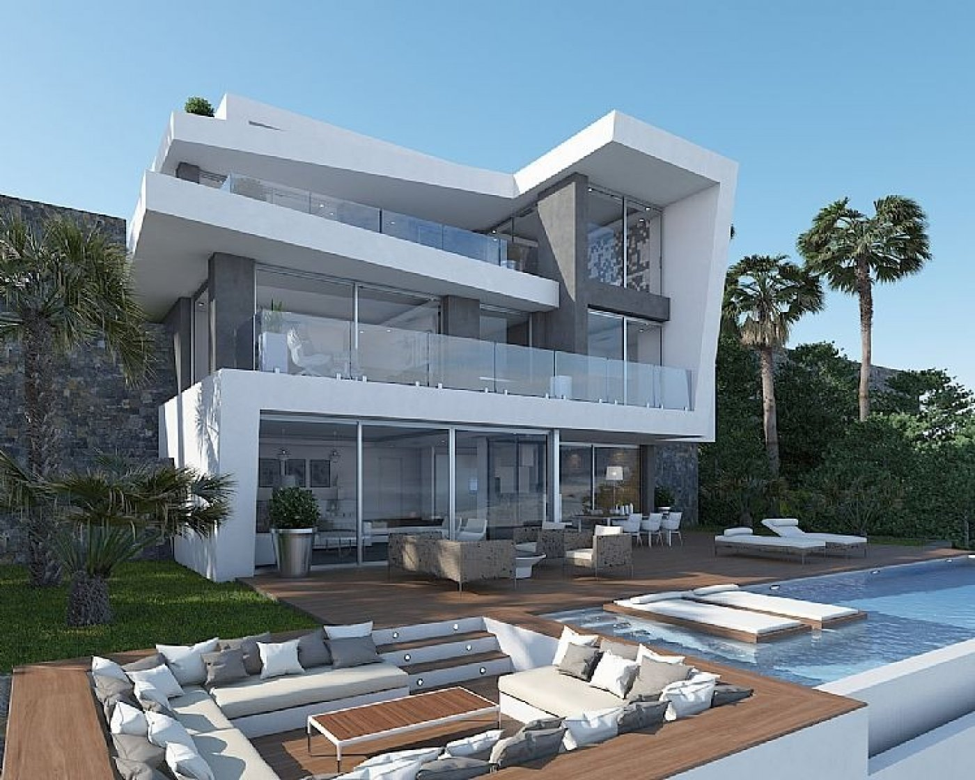 villa-de-luxe en javea-xabia · granadella 2600000€