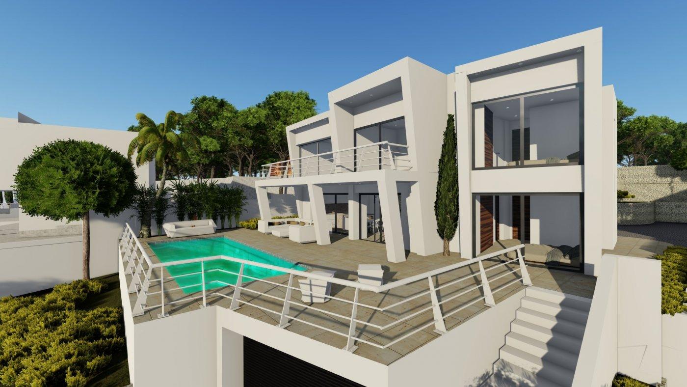 villa-de-luxe en benissa-costa · fustera 969000€