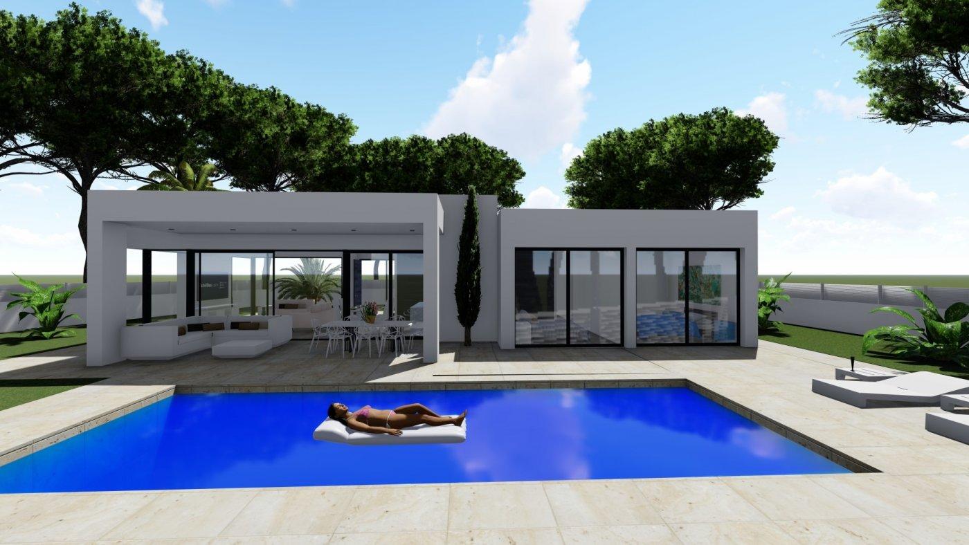 villa en calpe · los-pinos 549000€
