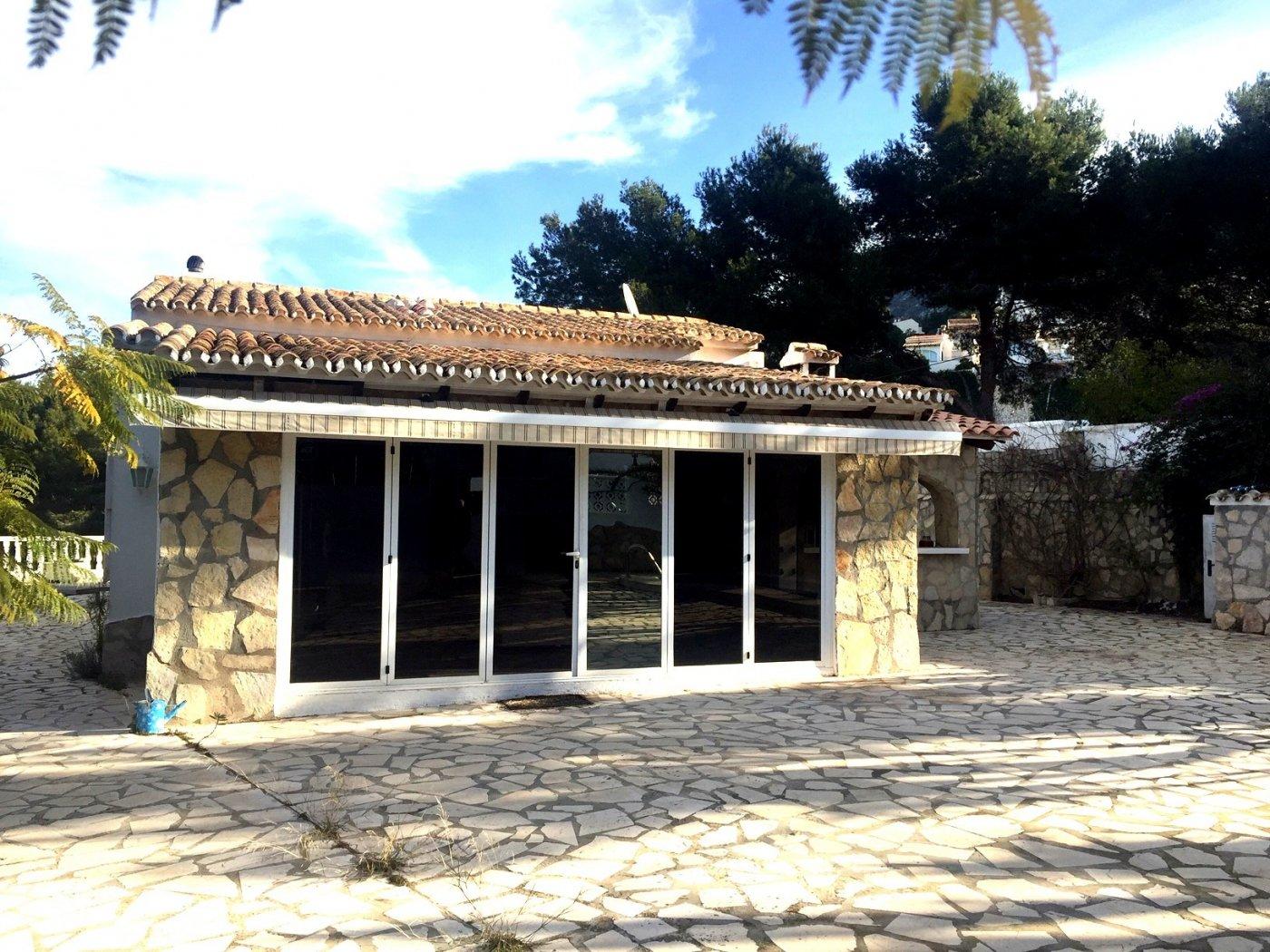 villa en benitachell · pueblo-alcasar 180000€