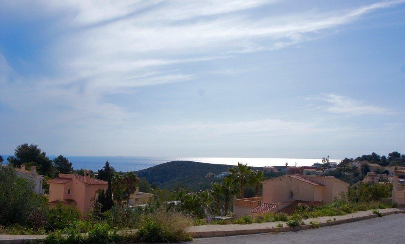 terrain en benitachell · cumbre-del-sol 115000€