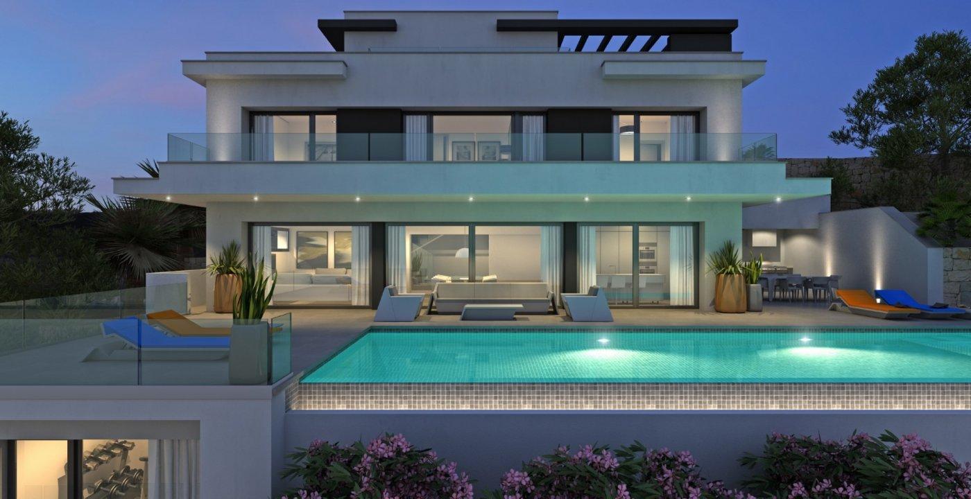 villa en benitachell · cumbres-del-sol 1392000€