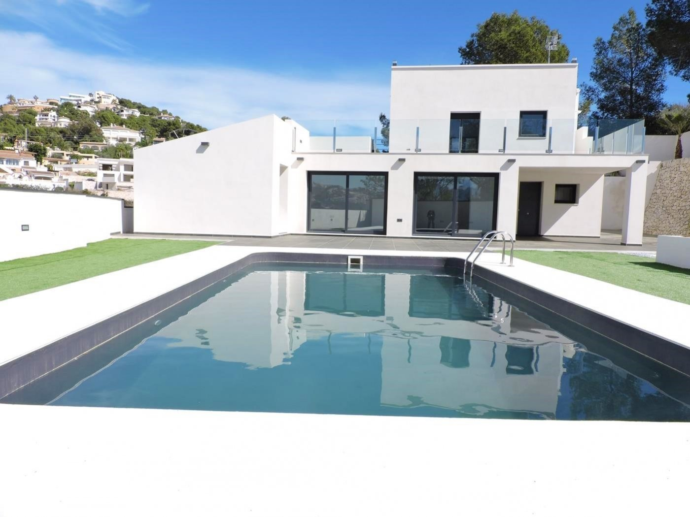 villa en moraira · paichi 580000€