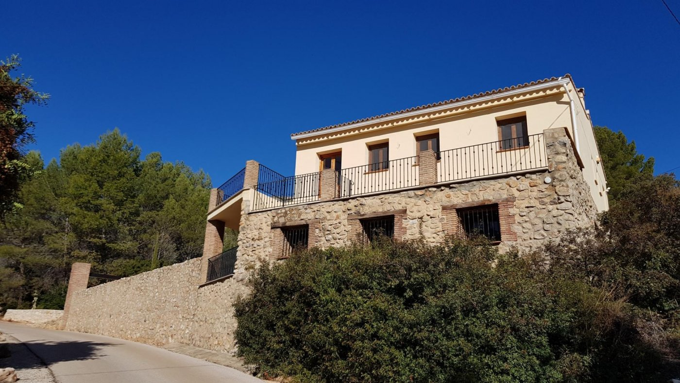 country-house en jalon-xalo · exterior 488000€
