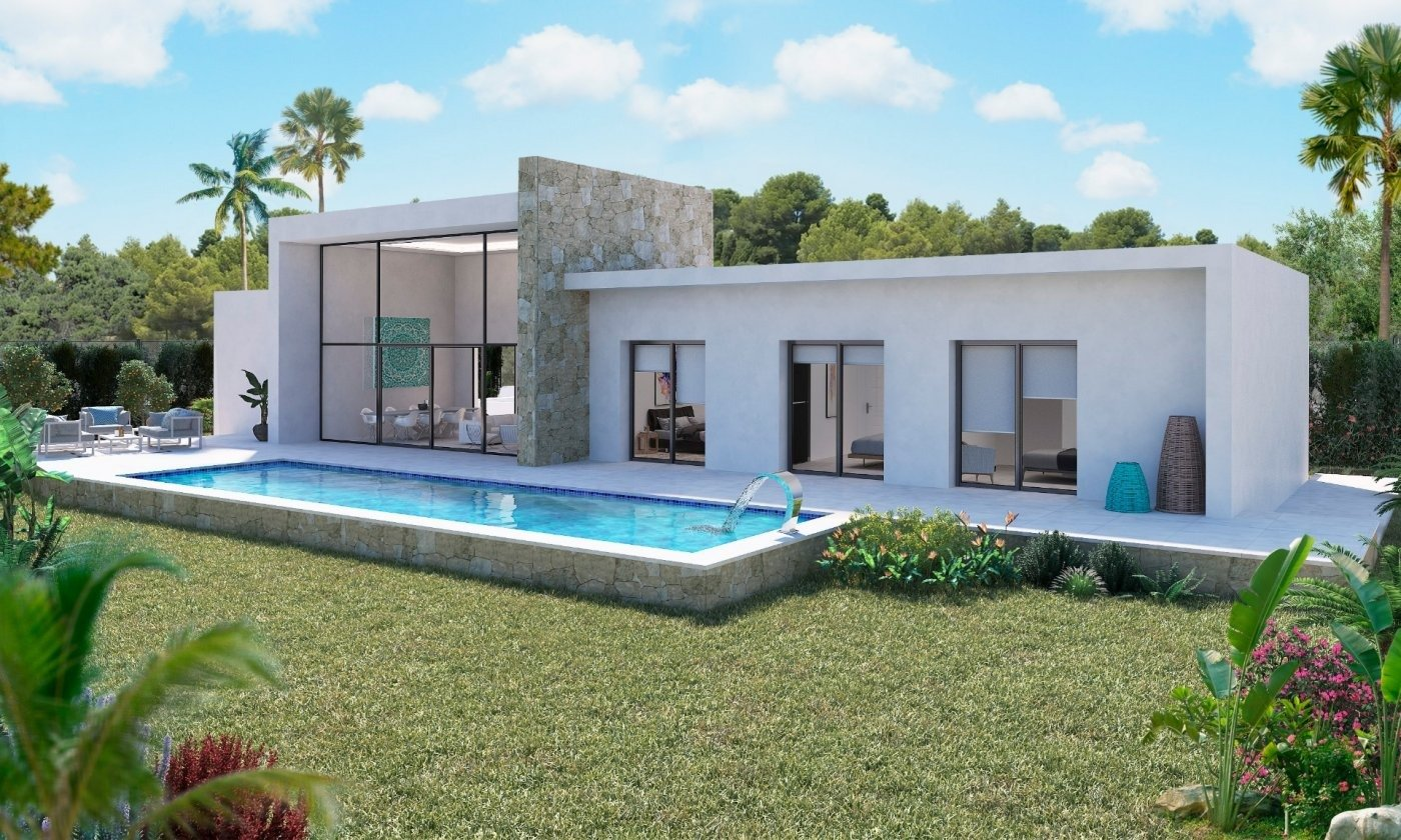 villa en benissa-costa · buenavista 595000€
