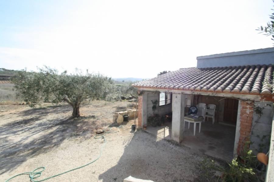 finca-rustica en teulada · teulada 250000€