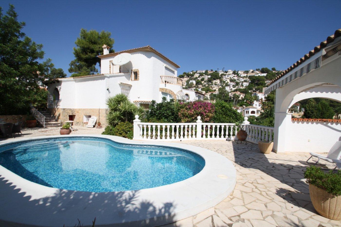 villa en benissa · montemar 350000€