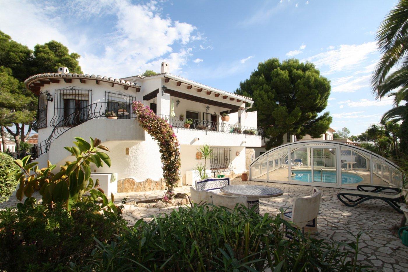 villa en moraira · cometa 369000€
