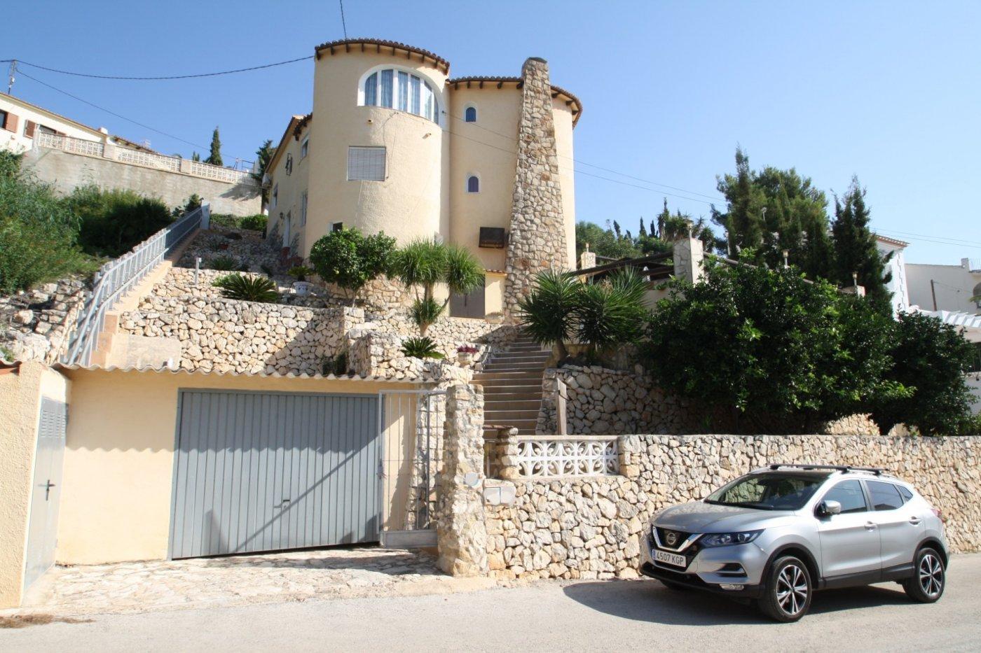 villa en benissa-costa · buenavista 298000€