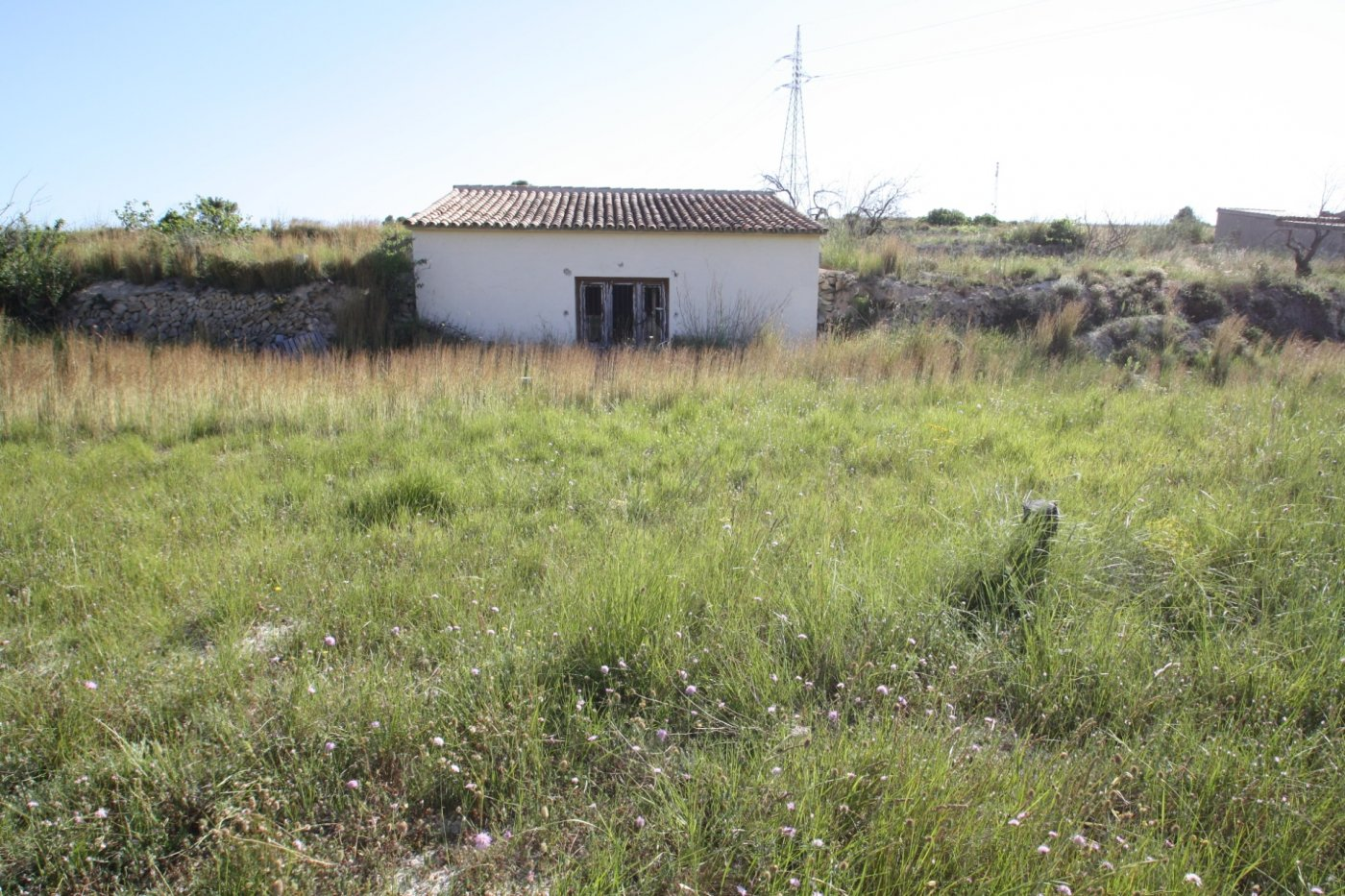 country-estate en benissa · verdica 95000€