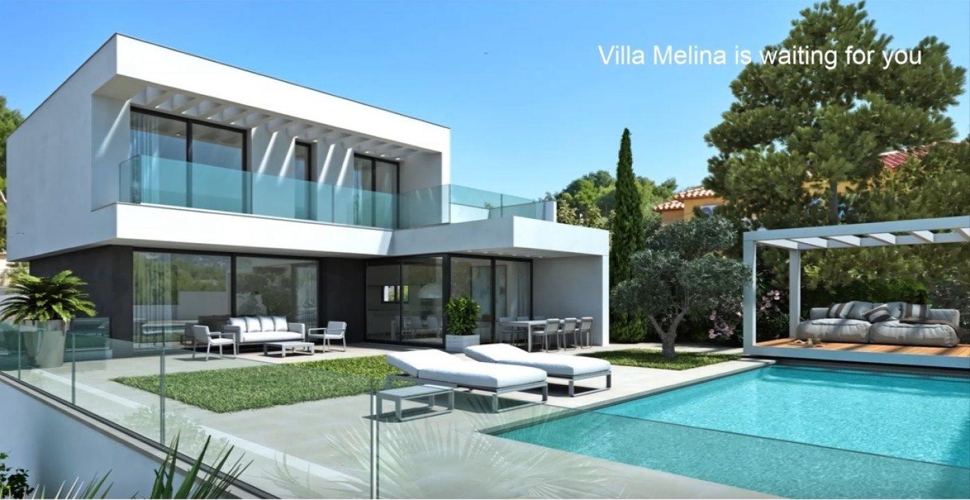 villa en moraira · cap-blanc 795000€