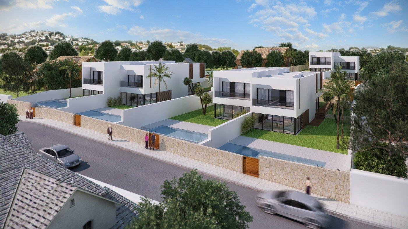 villa en moraira · cometa 699000€